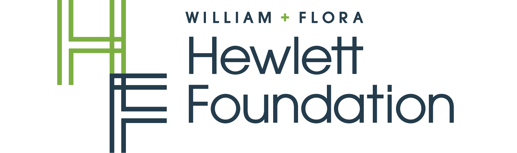 Logo Hewlett Foundation